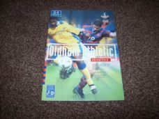 Oldham Athletic v Brentford, 1997/98